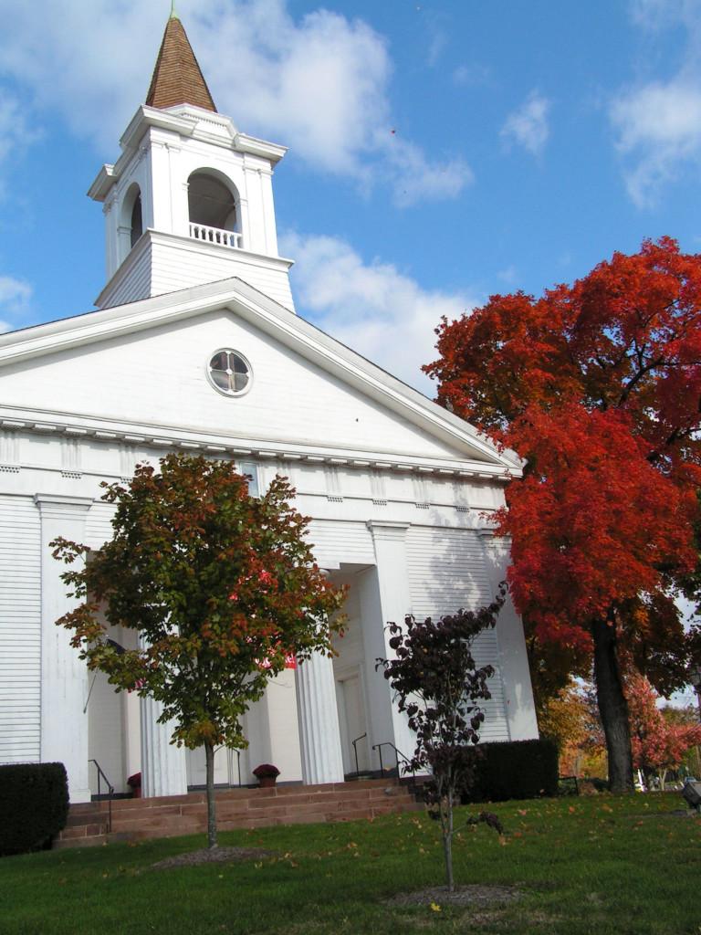 Harlingen Church today