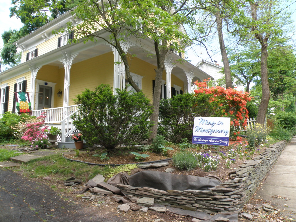 Another view of the Rocky Hill Victorian