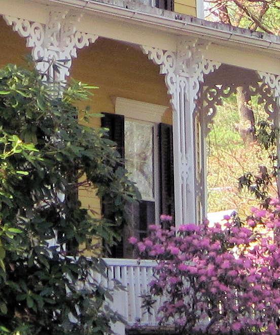 A Victorian-stye house in Rocky Hill