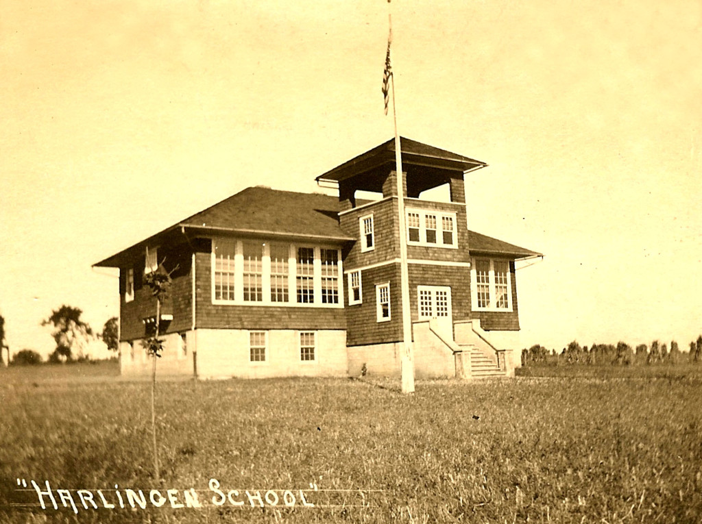 Harlingen School c1920